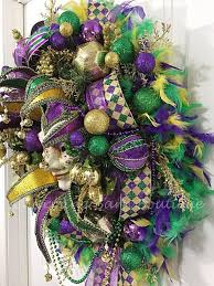 large mardi gras mask mardi gras wreath tuesday wreath large mardi gras