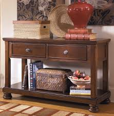 Porter Bedroom Furniture By Ashley Buy Ashley Furniture T697 4 Porter Console Sofa Table