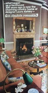 Laura Ashley Home Decor by Laura Ashley U0027s 1976 Home Seventies Home Decor