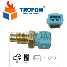coolant water temperature sensor for land rover freelander mg