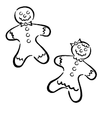 gingerbreadman coloring page gingerbread man coloring pages