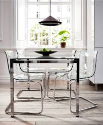 Acrylic Dining Chair 50 Modern Dining Chairs To Set Your Table With Style