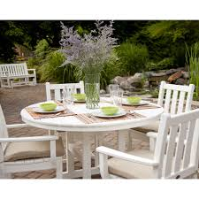buy polywood dining table outdoor dining sets polywood furniture