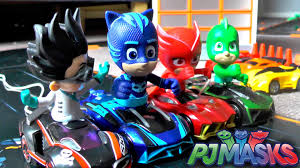 pj masks romeo locked glitch