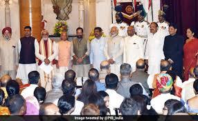 Modi Cabinet List Cabinet Reshuffle Modi Complete List Of Who Got What
