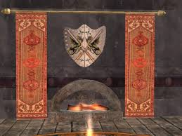 second life marketplace banner curtain castle tapestry