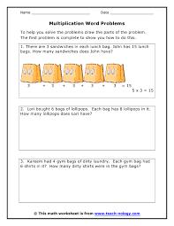 free multiplication word problems thirdmat17 gif