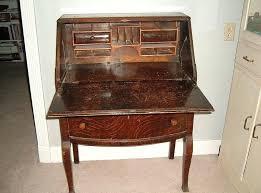 Small Vintage Desks Small Antique Writing Desks Houzz Small Antique Desk Coaster
