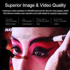 jmgo android full hd 1080p 1280 800 wifi 3d led projector home