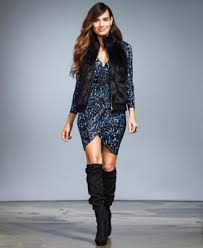 thalia sodi animal print faux wrap dress only at macy u0027s dresses