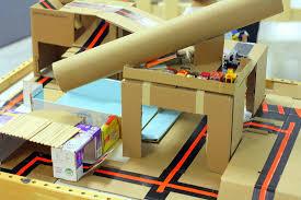 diy cardboard tube building logs u2014 crafthubs
