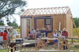 construction lakota friends circle