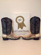 s boots size 9 wide snakeskin wide e w boots for ebay