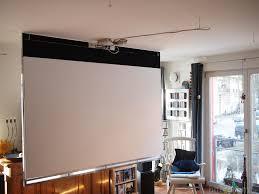 Wohnzimmer Bild Xxl Einfach Wohnzimmer Leinwand Deckenleinwand Heruntergeklappt
