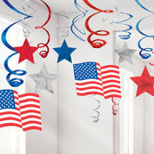 july 4th decorations usa party supplies 4th july party woodies party