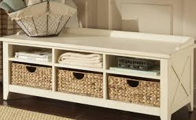 bench acceptable crosley brennan entryway storage shelf and