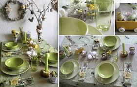 Easter Table Setting 10 Easter Table Decorations Crafts And Diy Easter Treat Bags