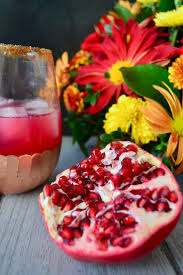 pomegranate margarita pomegranate ginger margaritas real food with dana