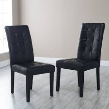 Parson Dining Room Chairs Chair Tips And Decorating With Parson Chairs As Furniture In