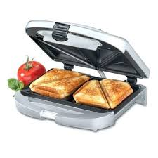 Sandwich Toasters Sandwich Grill Toaster Waring Sandwich Toaster At