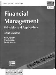financial management u0026 policy by james c van horne 12th edition