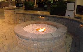furniture u0026 accessories imitating fire pit kit this old house as