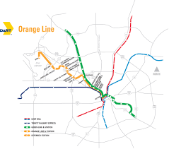 Map Of Dfw Dart Zips To Dfw Airport Just In Time To Attract Other Better