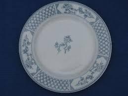 the exeter blue u0026 white vintage english china plates old johnson bros