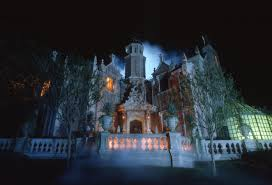 disney world orlando presents new haunted mansion queue
