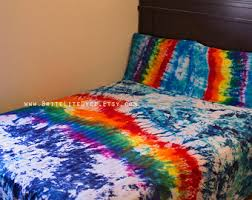 Tie Dye Bed Sets Tie Dye Bedroom Home Design Ideas And Pictures