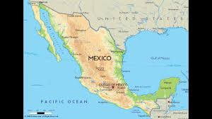 Chihuahua Mexico Map by Mexico Maps Youtube