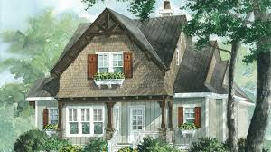 weekend retreats house plans southern living house plans