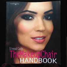 makeup artist handbook the makeup chair handbook by sinead cady makeup artist depop