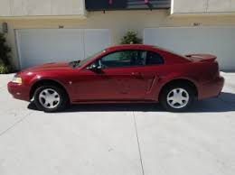 2000 ford mustang colors used 2000 ford mustang for sale 24 used 2000 mustang listings
