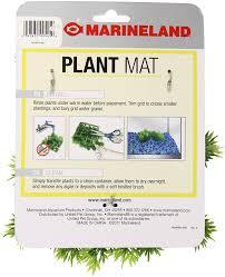 amazon com marineland 90545 linden plant mat for aquarium