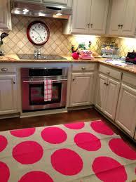 Black Kitchen Rugs Pink Kitchen Rug Mobileflip Info