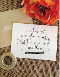 asking to be bridesmaid ideas will you be my bridesmaid card of honor card ask