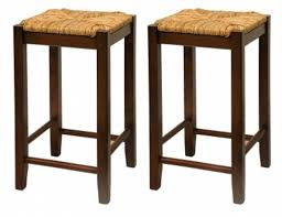 furniture wicker counter stools backless bar stools rattan