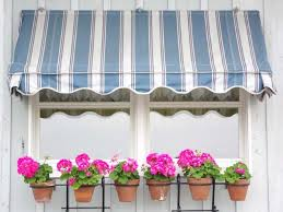 Outside Window Awnings Buy Patio And Deck Awnings At The Picture Window Inc In