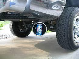 Dodge Ram Cummins Straight Pipe - best exhaust tip page 2 dodge diesel diesel truck