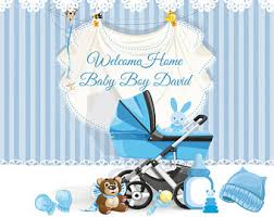 Welcome Home Decorations Welcome Home Baby Etsy