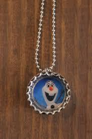 bottle cap necklaces 24 best disney frozen ideas images on pinterest disney cruise