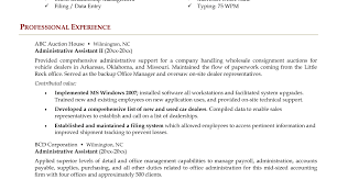 office admin resume resume appealing administrative assistant resume job skills