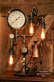 Steampunk Bathroom Fixtures by 388 Best Metal Projects Images On Pinterest Steampunk Lamp Pipe