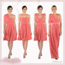 fall trend mix n match bridesmaid dresses essense designs