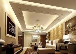 ceiling design for living room wild gypsum lighting home decorate