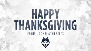 uconn huskies on we re thankful for everyone in