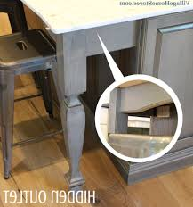 new kitchen island outlets countertop power outlet electrical in kitchen