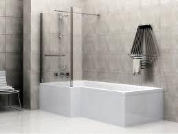 large black wall tiles sophisticated square frameless mirror white