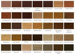 Stained Hickory Cabinets Kitchen Cabinets